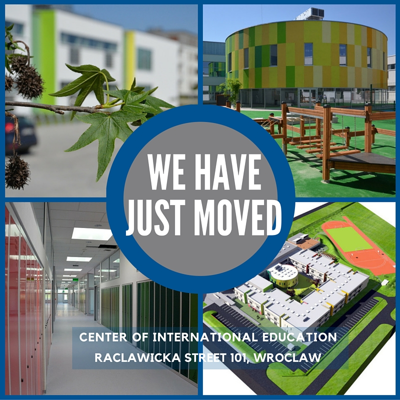we have just moved