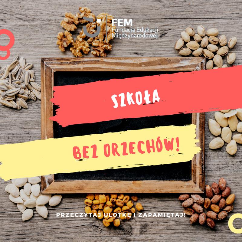 Szkola bez orzechow - post FB PL
