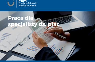 FEM praca specjalista ds. plac